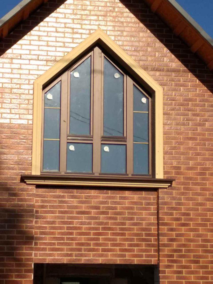 г. Несвиж, окна из лиственницы