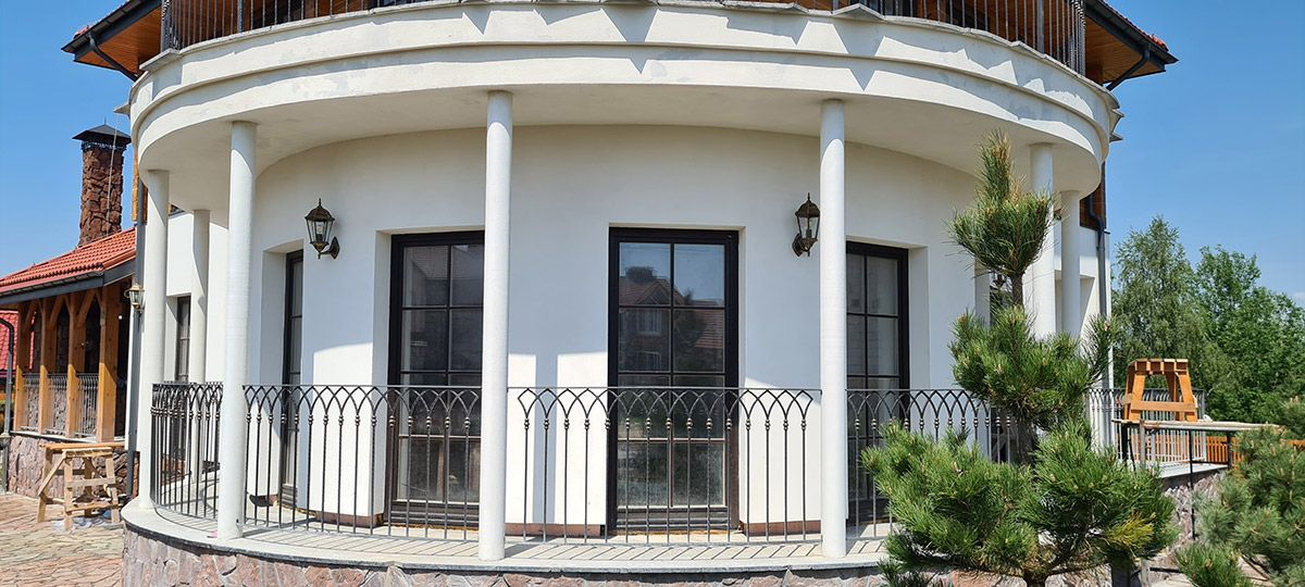 Минский р-н д. Семково, основной дом